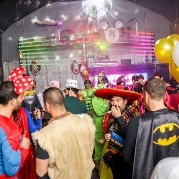 תמונה של חוגגים במועדון לאירועים