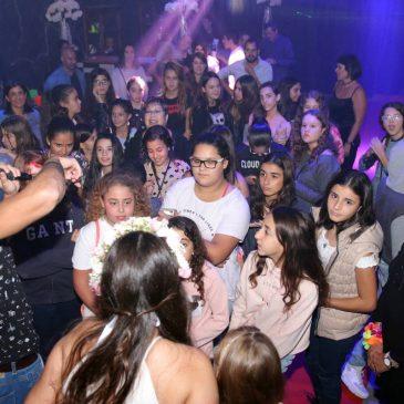 תמונה של חגיגות בת מצווה במועדון לבת מצווה בראשון לציון