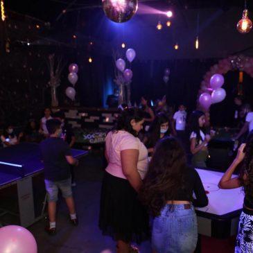 חוגגים בת מצווה במועדון בראשון לציון הפאזל